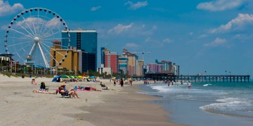 Accommodations Websites Design Myrtle Beach